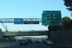 I-95/495 south at US 1