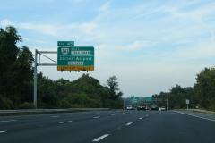 1/2 mile south of VA 267