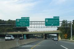 I-495 north at VA 7
