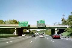 Approaching I-66
