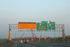 I-95/495 north at US 1