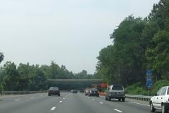 I-66 trailblazer near VA 267