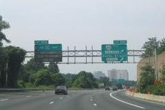 I-495 south at VA 267