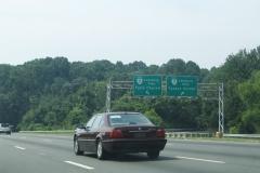 I-495 south at VA 7