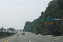 South at SSR 650 / Exit 51
