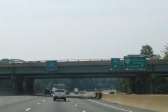 I-495 south at VA 236