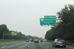 1 mile ahead of VA 241