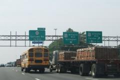 I-495 south at US 50