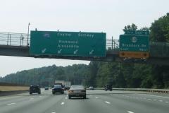 South at SSR 620 / Exit 54