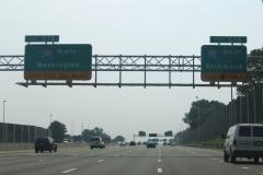 Exit 57A departs next
