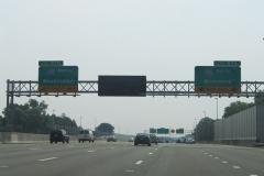 I-495 east at I-95 south