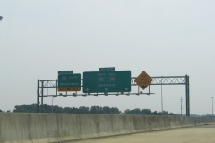 I-495 east at I-395 north