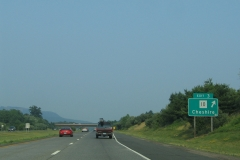 I-691 east at Exit 3