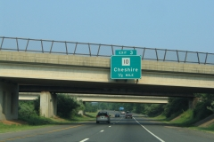 I-691 east 1/2 mile from CT 10