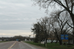 MN 28 east after MN 27