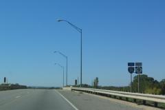 SH 9 west after U.S. 77