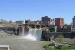 High Falls Area