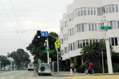 Van Ness Avenue north