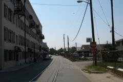 River St west