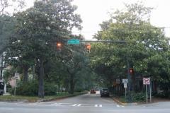 Liberty St west