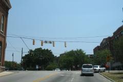 Louisville Rd east