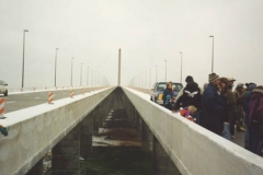 Public Bridge Walk - December 21, 1995