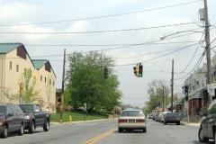 Broom Street north