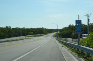 CR 92 south at CR 892 - Marco Island, FL