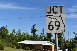 CR 194 east at SR 69 - Calhoun County, FL