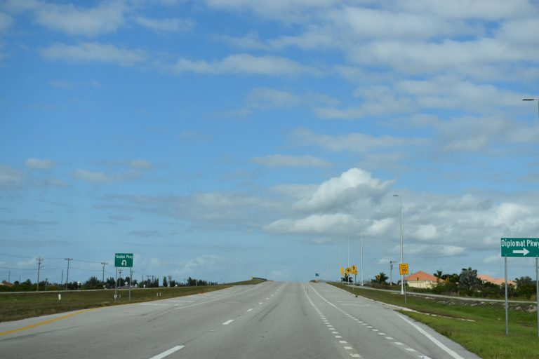 CR 765 / Burnt Store Rd north at Diplomat Pkwy - Cape Coral, FL