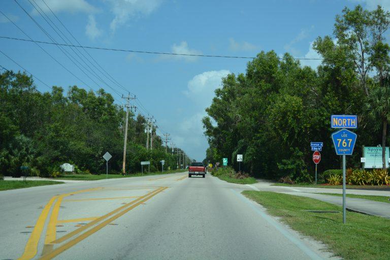 CR 767 - Pine Island Center, FL