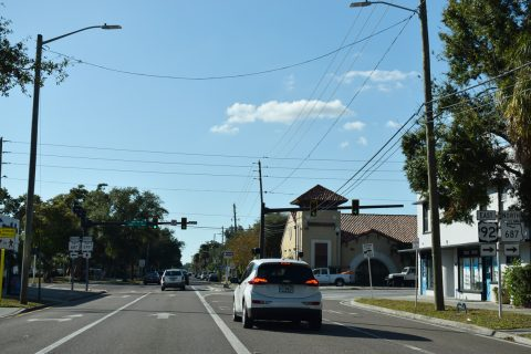 SR 687 north at US 19 Alternate and US 92 - St. Petersburg, FL