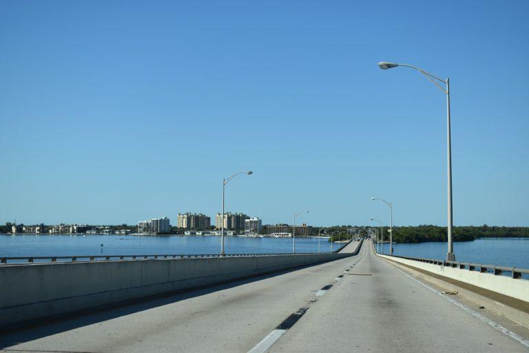 US 41 - Caloosahatchee Bridge - Fort Myers, FL