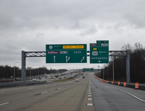 Finishing the last updates for Delaware Highways