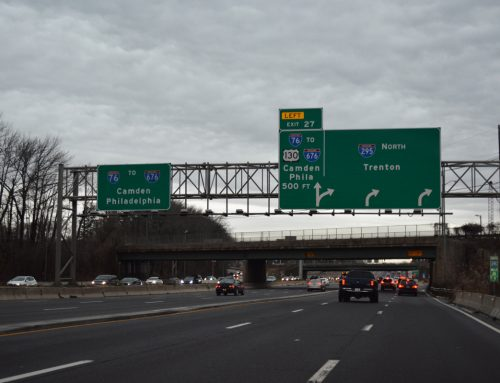 Interstate 76 / 295 / NJ 42 Direct Connection