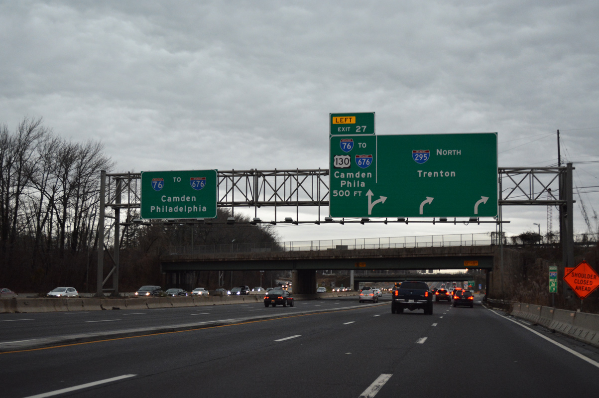 Interstate 76 / 295 / NJ 42 Direct Connection - AARoads