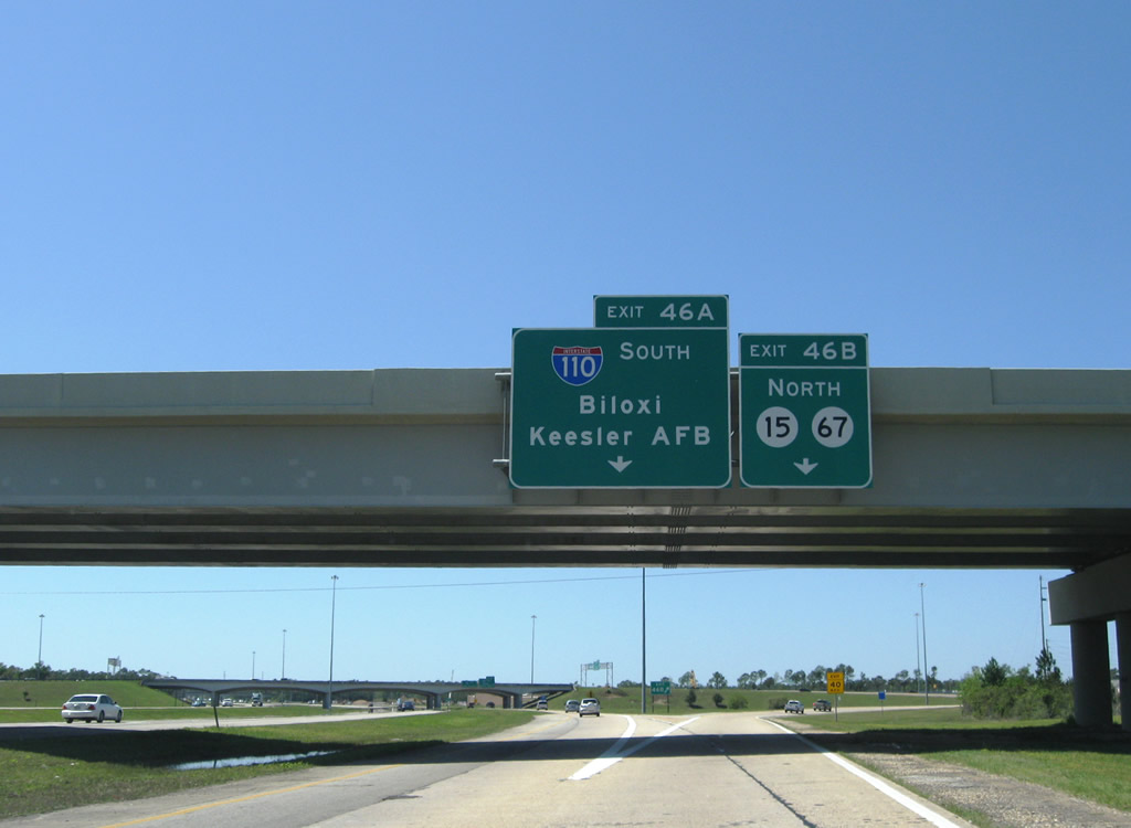 South Mississippi's newest highways - AARoads