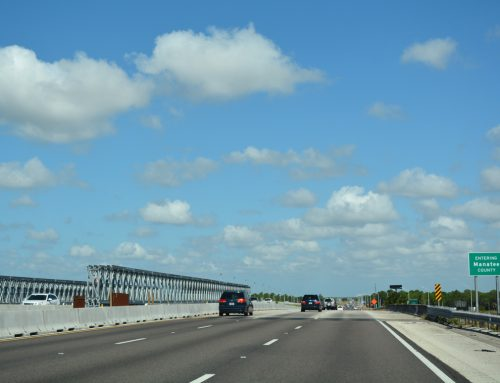 University Parkway at I-75 DDI Progress – Sarasota, Florida