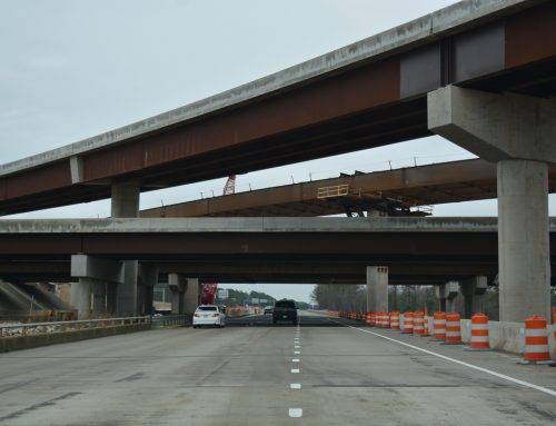 Fayetteville Outer Loop Progress – January 2017