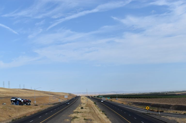 SR 165 at I-5 - Merced County, CA