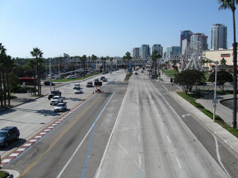 Shoreline Drive - Long Beach