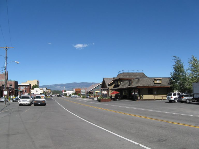 Historic US 40 / Donner Pass Rd - Truckee, CA