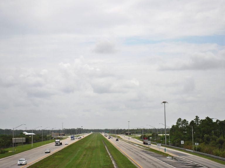 CR 768 at I-75 - Charlotte County