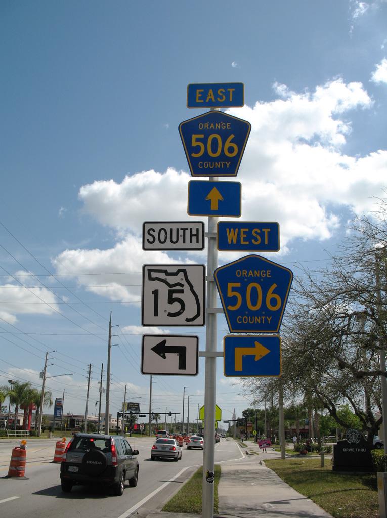 County Road 506 - AARoads - Florida