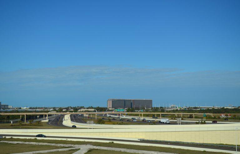 SR 60 / TPA Airport Interchange