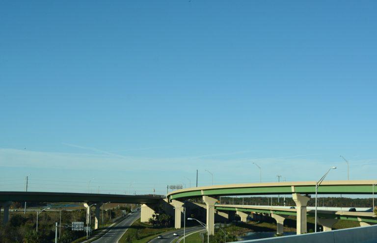 SR 417 / Jeff Fuqua Blvd Systems Interchange