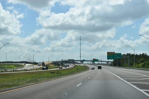 SR 417 north at Florida's Turnpike - Hunters Creek, FL