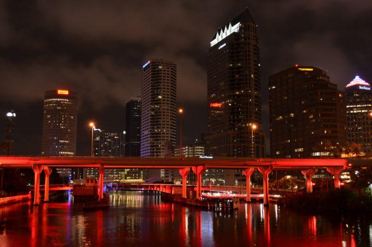 Selmon Expressway - Downtown Tampa