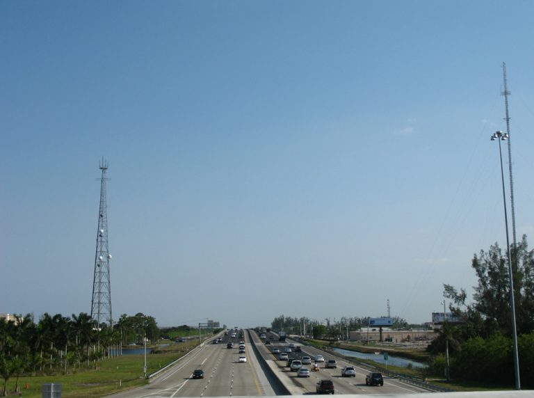 Florida's Turnpike at Glades Road