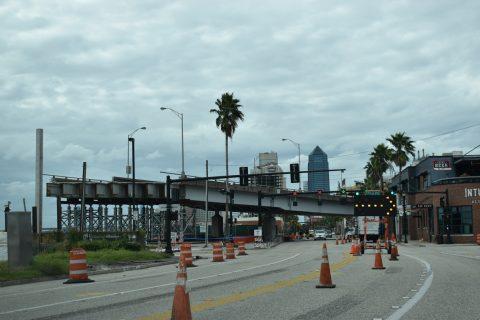 Hart Bridge Expwy at A Philip Randolph Bl - Jacksonville, FL